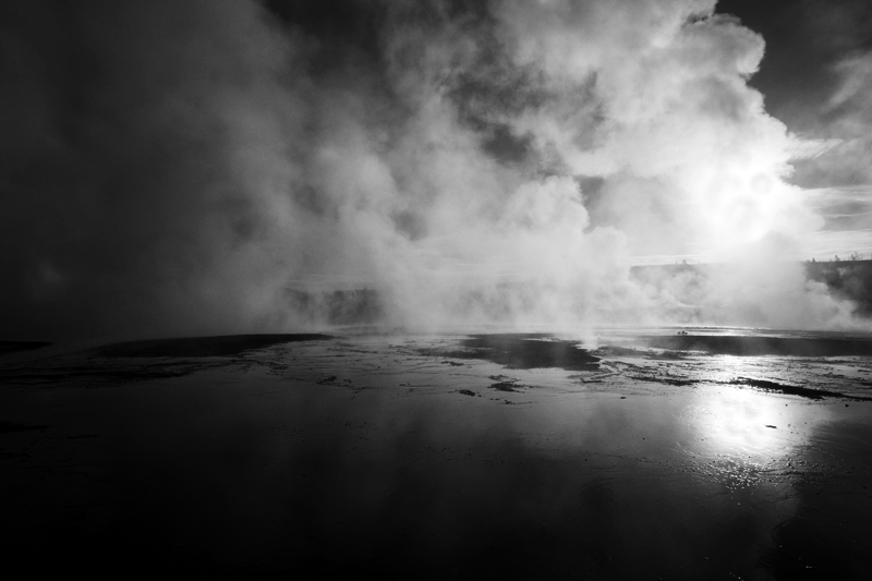 Fumes  - Yellowstone National Park